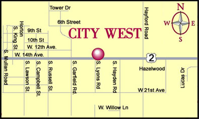 City Auto Body West